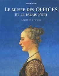 Mina Gregori - Le musée des offices et le palais Pitti.