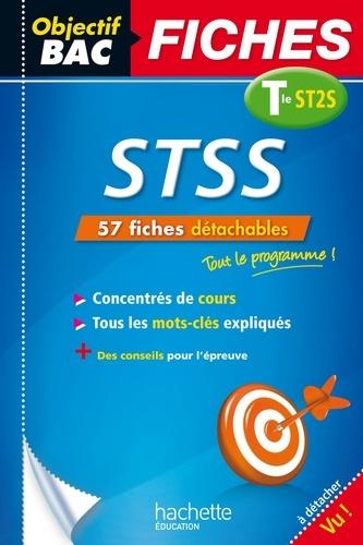 Mina Oumassaoud - Objectif Bac Fiches STSS Term ST2S.