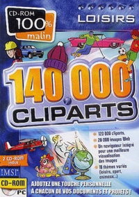 Collectif - 140 000 cliparts - CD-ROM.