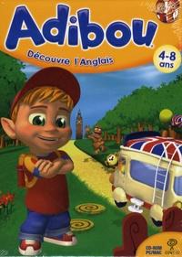 Coktel - Adibou découvre l'anglais 4-8 ans - CD-ROM.