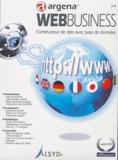 Mindscape - Argena Webbusiness constructeur de sites avec base de données. - CD-ROM.