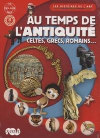 RMN - Au temps de l'Antiquité : Celtes, Grecs, Romains... - DVD-ROM.