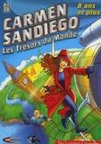 Mindscape - Carmen Sandiego  : Les Trésors du monde - CD-ROM.