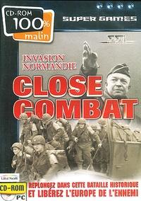 Mindscape - Close Combat - Invasion Normandie, CD ROM.