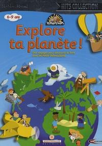 Montparnasse Multimedia - Explore ta planète ! Les Petits Débrouillards - CD-ROM.