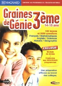 Mindscape - Graines de Génie 3e - 2 CD-ROM.
