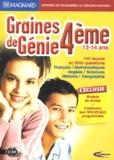 Mindscape - Graines de Génie 4e - 2 CD-ROM.