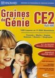 Magnard - Graines de Génie CE2 - 100 leçons et 5000 questions, DVD-ROM.