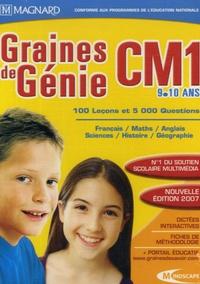 Magnard - Graines de Génie CM1 - DVD-ROM.