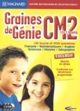 Mindscape - Graines de Génie CM2 - 3 CD-ROM.
