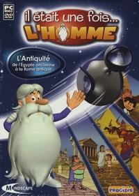 Mindscape - Il était une fois... l'Homme - L'Antiquité de l'Egypte ancienne à la Rome antique DVD-ROM.