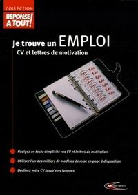 Mindscape - Je trouve un emploi - CD-ROM CV et lettres de motivation.