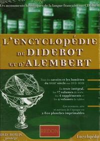 Mindscape - L'Encyclopédie de Diderot et d'Alembert - DVD-ROM.
