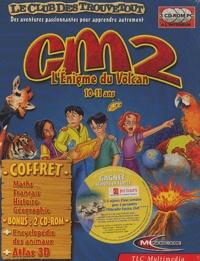 Collectif - L'énigme du volcan CM2 - Avec 3 CD-ROM.