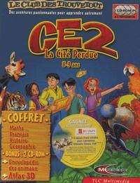 Collectif - La cité perdue CE2 - Avec 3 CD-ROM.