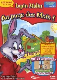 Mindscape - Lapin Malin Au pays des Mots ! Lecture 4-7ans - DVD-ROM.