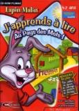 Mindscape - Lapin malin J'apprends à lire au pays des mots - CD-ROM.