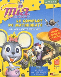 Anonyme - Le complot de Mataharate - 2 CD-ROM.