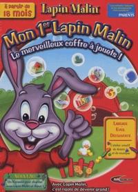 Mindscape - Le merveilleux coffre à jouets ! - Mon premier Lapin Malin , à partir de 18 mois.