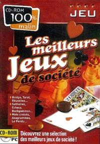 Collectif - Les meilleurs jeux de société - CD-ROM.