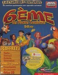Collectif - Les plantes carnivores 6ème - 3 CD-ROM.
