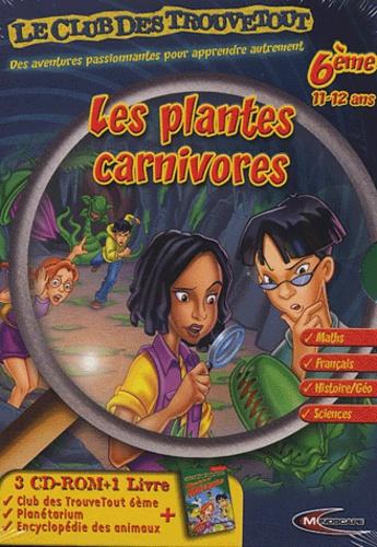 Mindscape - Les plantes carnivores. 3 Cédérom