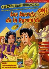 Mindscape - Les Secrets de la Pyramide CM1 - CD-ROM.