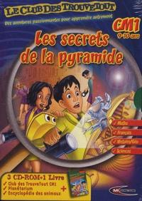 Mindscape - Les secrets de la pyramide. 3 Cédérom