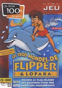 Mindscape - Les trois mondes de Flipper et Lopaka. - CD-ROM.