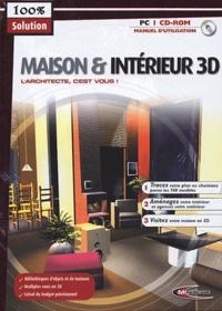 Mindscape - Maison & intérieur 3D - CD-ROM.