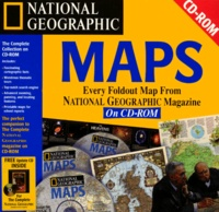 MAPS. Every Foldout Map, Edition en anglais, CD-Rom.pdf