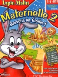 Collectif - Maternelle 2 Sauvons les Etoiles, 3-5 ans. - CD-ROM.