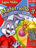 Collectif - Maternelle 3 Rebondissement à Ballonville - CD-ROM.