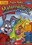 Mindscape - Maternelle 3 Rebondissements à Ballonville ! - CD-ROM 4-6 ans.