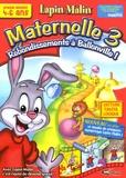 Mindscape - Maternelle 3 Rebondissements à Ballonville ! - CD-ROM.