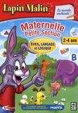 Mindscape - Maternelle Petite Section 2-4 ans éveil langage et logique - CD-ROM.