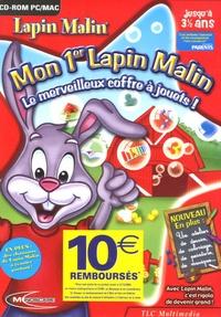 Mindscape - Mon 1er Lapin Malin : Le merveilleux coffre à jouets ! - CD-ROM.