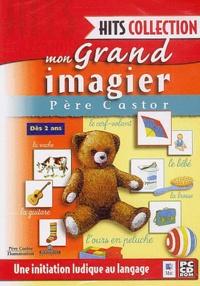 Collectif - Mon grand imagier Père Castor - CD-ROM.