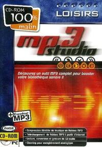 Collectif - MP3 studio magix - CD-ROM.