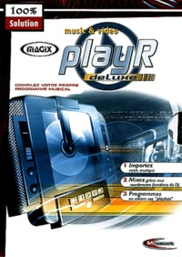 Mindscape - Music et vidéo playR deluxe - CD-ROM.