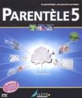 Anonyme - Parentèle 5 - CD-ROM Edition classique.