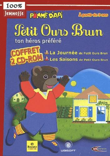 Bayard - Petit Ours Brun ton héros préféré - 2 CD-ROM.