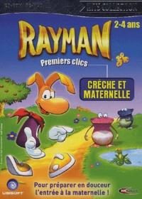 Mindscape - Rayman Crèche et maternelle - Premiers clics, 2-4 ans.