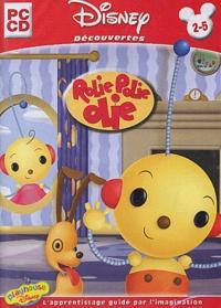 Mindscape - Rolie Polie Olie 2-5 ans - CD-ROM.
