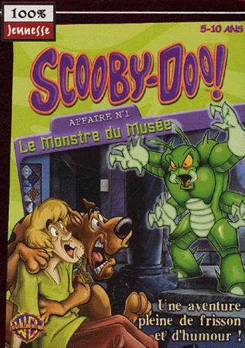 Nathan - Scooby-doo ! - Affaire n° 1 : Le Monstre du Musée, 5-10 ans.