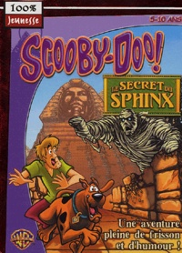 Nathan - Scooby-doo ! - Le secret du Sphinx, 5-10 ans.