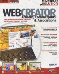 Anonyme - Webcreator Artisans, commerçants & associations - CD-ROM.