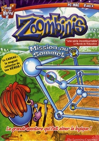 Mindscape - Zoombinis mission au sommet - CD-ROM.