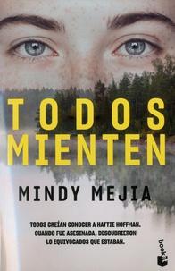 Mindy Mejia - Todos Mienten.