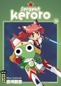Mine Yoshizaki - Keroro Tome 15 : .